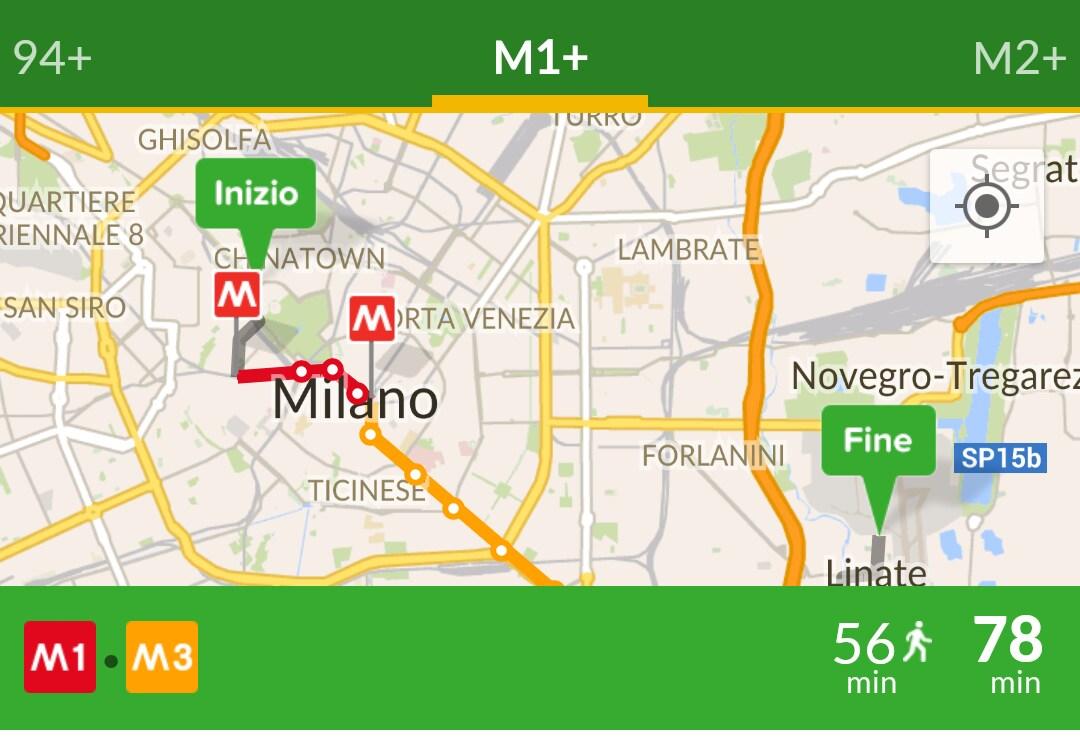 Citymapper, l'app per guidarvi negli spostamenti con i mezzi pubblici (foto)