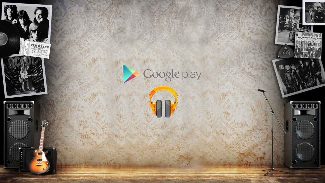 Classic Rock google play music final