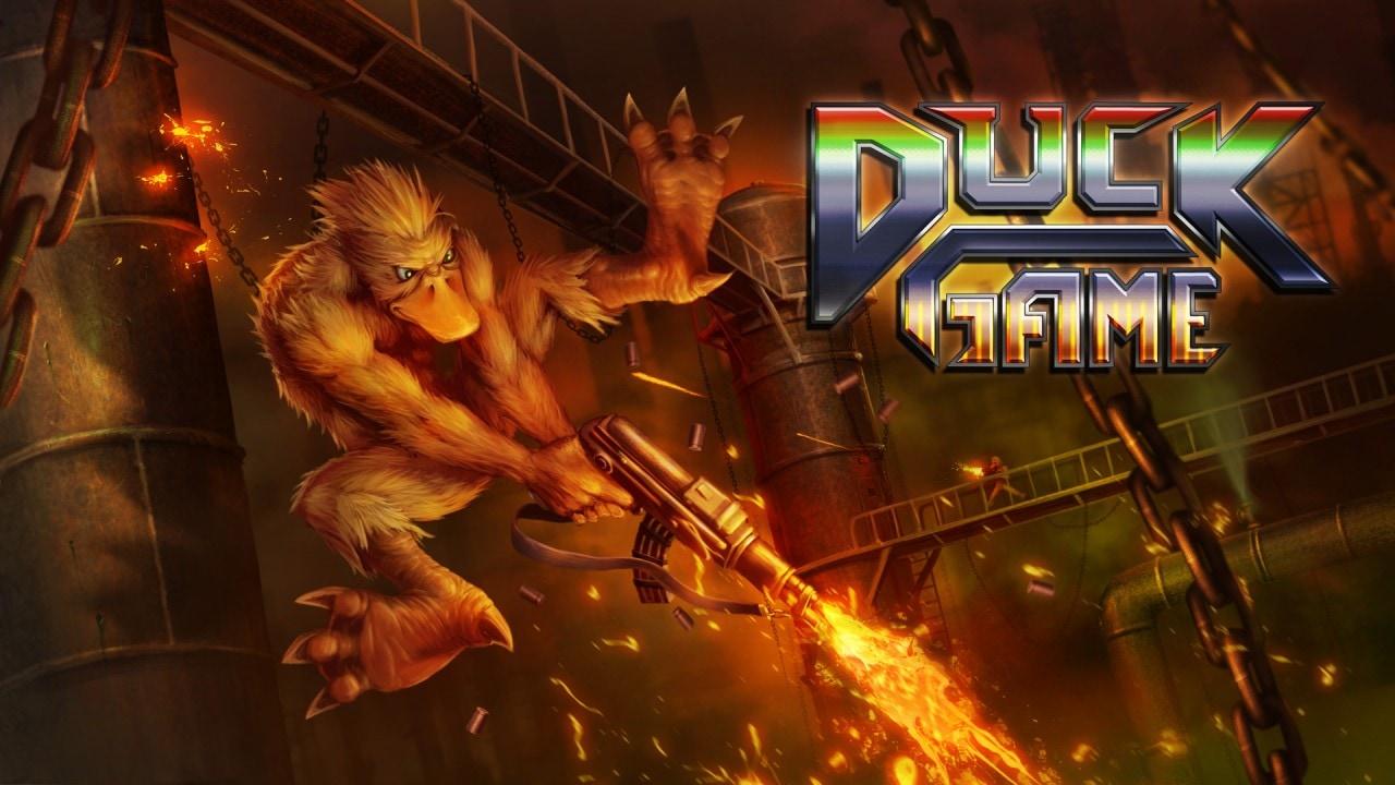 Duck Game si aggiorna ed introduce la modalità a giocatore singolo (video)