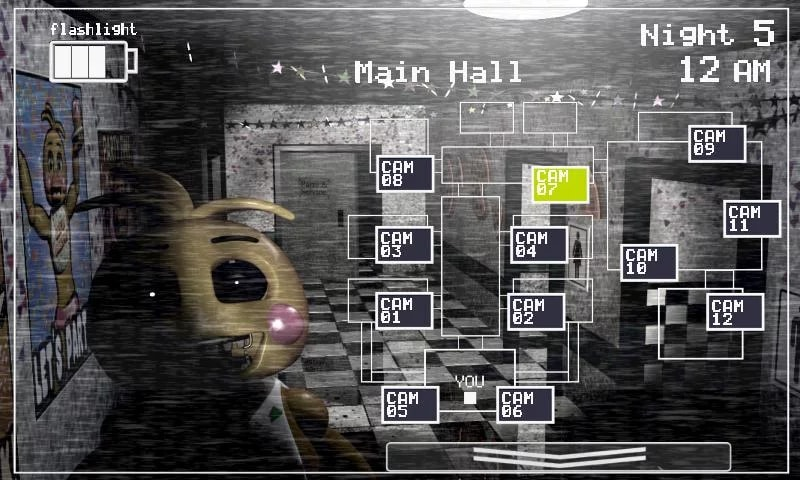 Five Nights at Freddy's 2 3