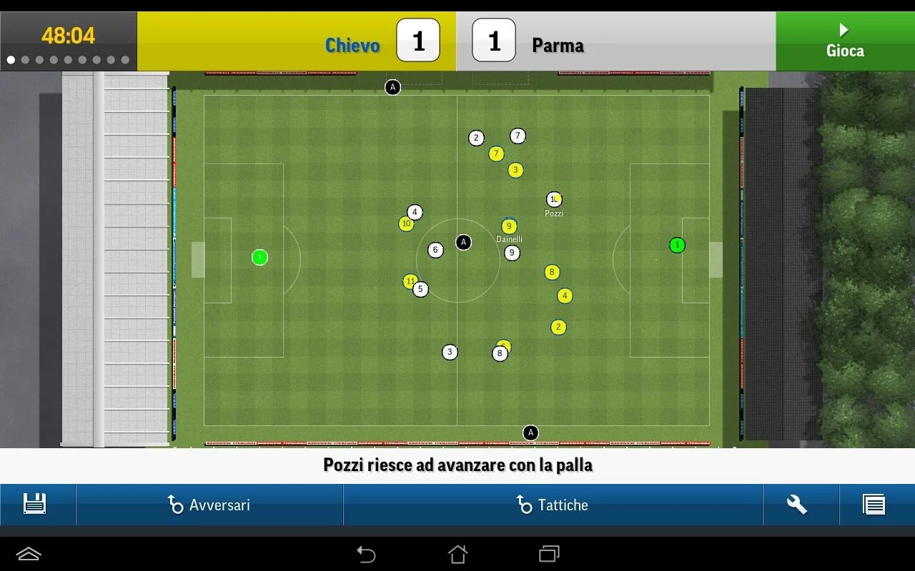 Football Manager Handheld 2015 Android (1)