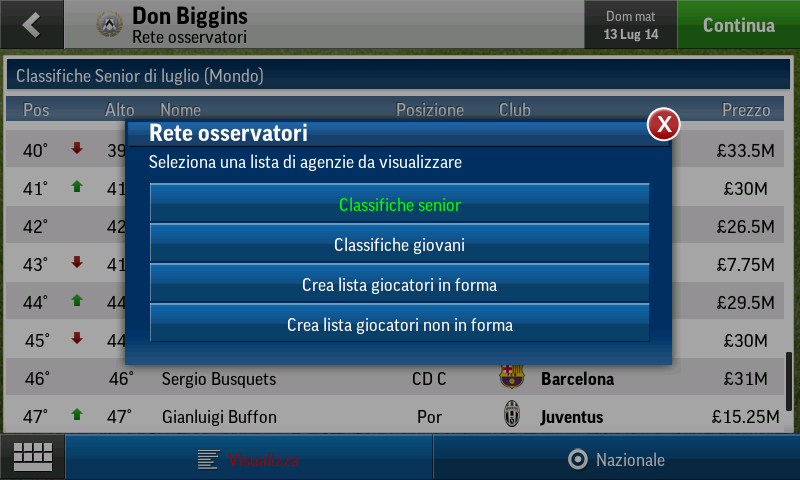 Football Manager Handheld 2015 Android (11)