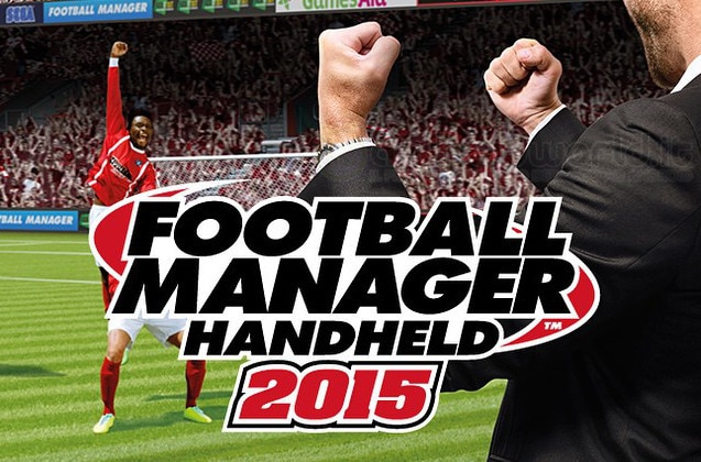 Football Manager Handheld 2015 Copertina
