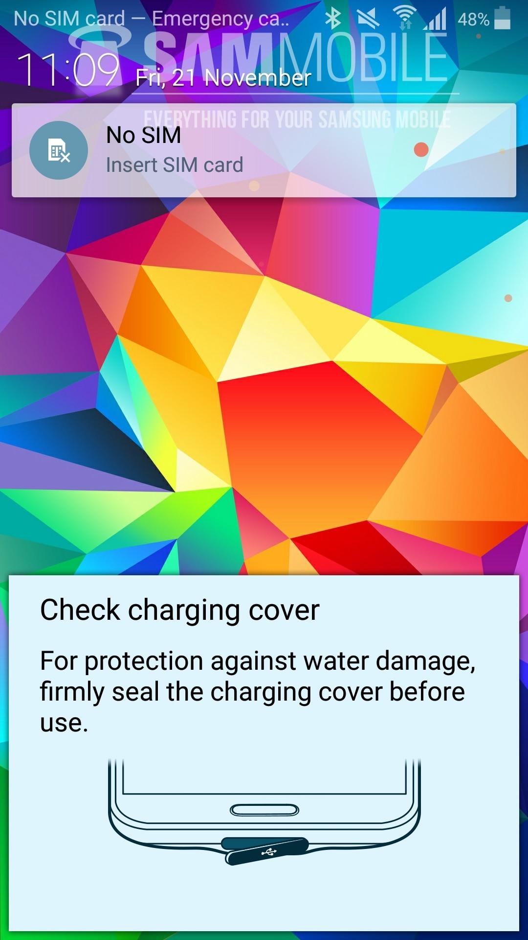 Galaxy S5 Lollipop Leaked again – 00002