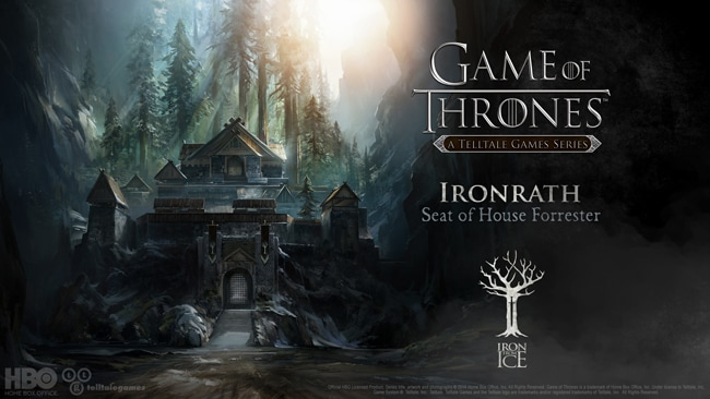 Game of Thrones Ironrath
