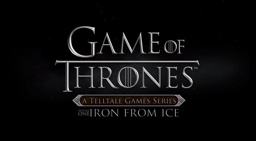 Trailer di lancio del primo episodio di Game of Thrones - A Telltale Game Series (video)