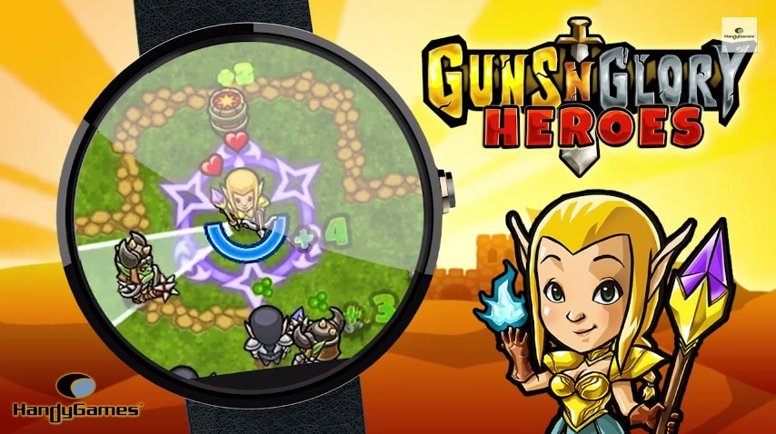 Guns´n´Glory Heroes - Wear Copertina