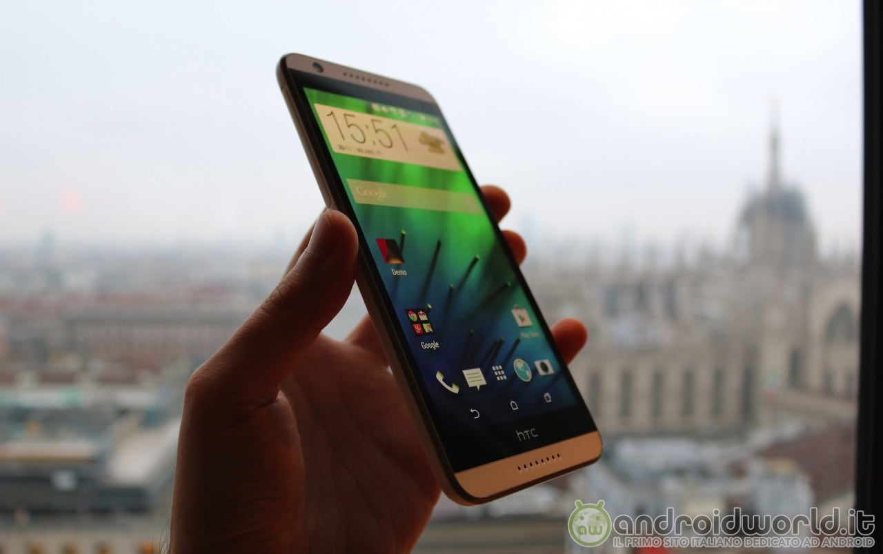 HTC Desire 820 anteprima 11