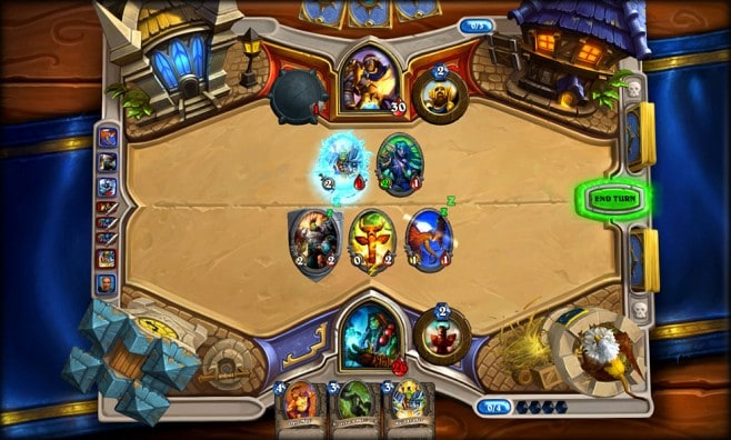 Hearthstone Android (1)