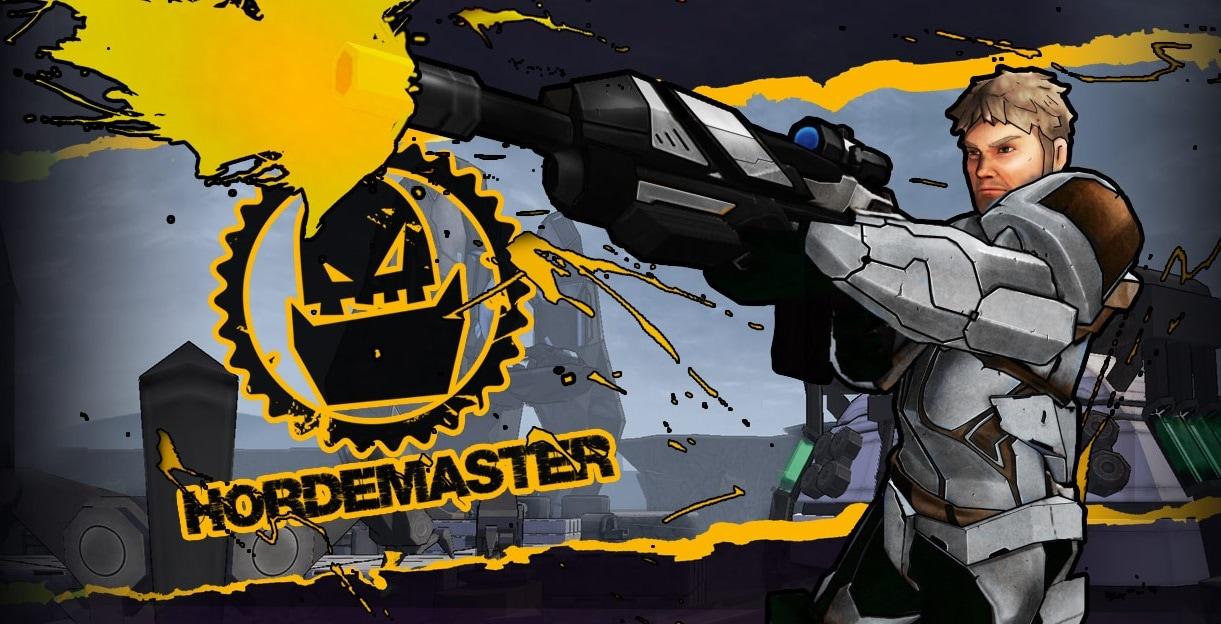 Hordemaster Copertina