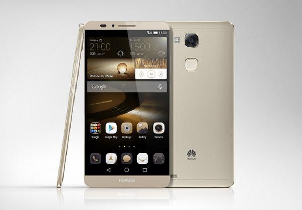Huawei ha rilasciato l'aggiornamento a Marshmallow per Mate 7 (foto)