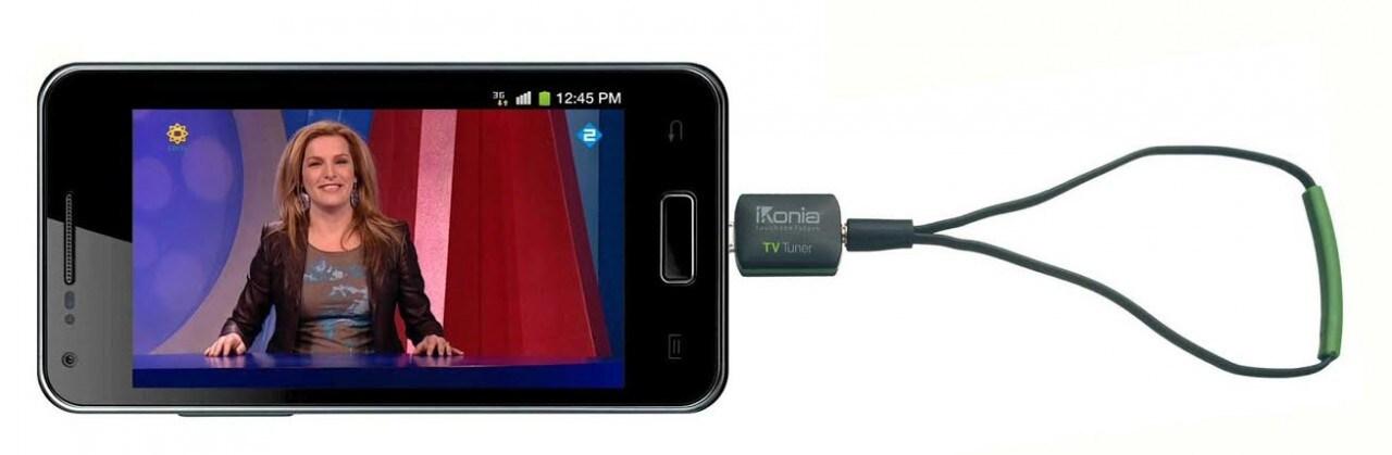 La TV arriva sui nostri smartphone con Ikonia Pico TV