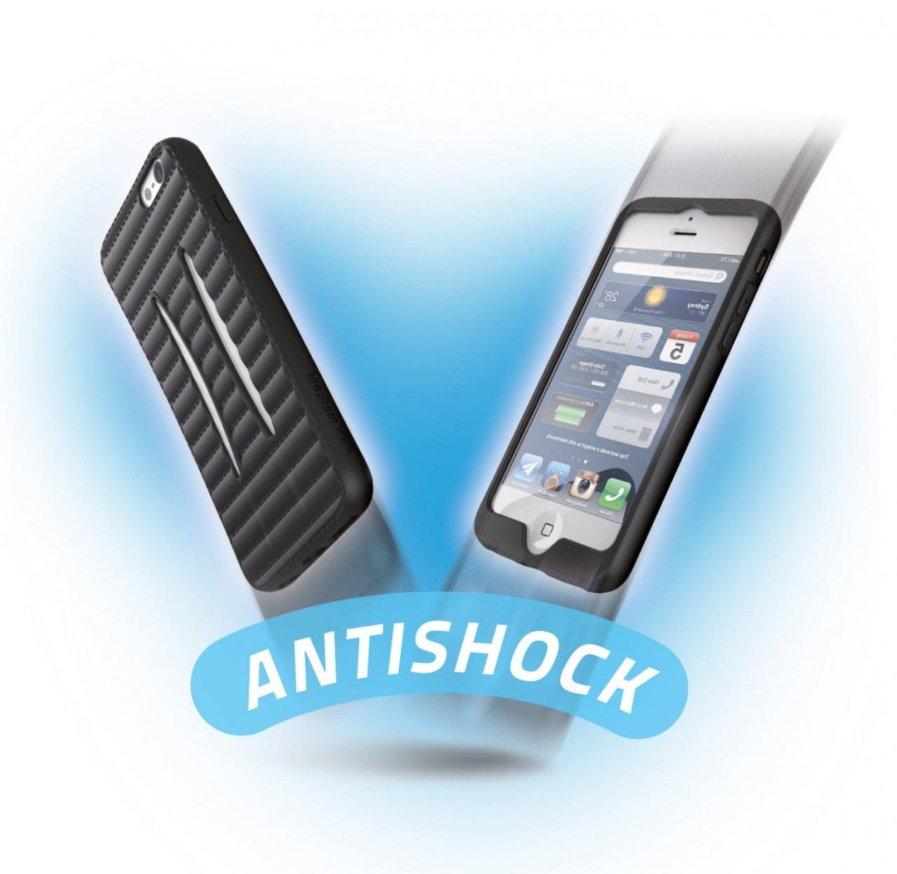Meliconi presenta il suo guscio salvatelefono antishock (foto)