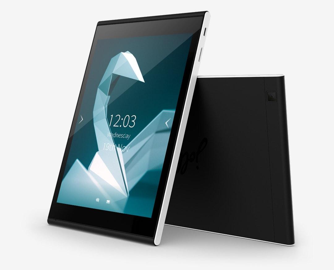Jolla Tablet triplica l'obiettivo e introduce tre nuove campagne
