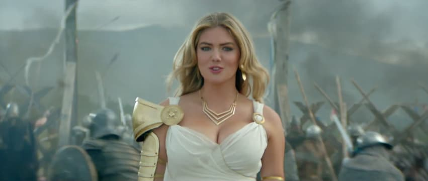 Kate upton Game of war fire age