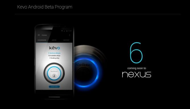 Kevo nexus 6