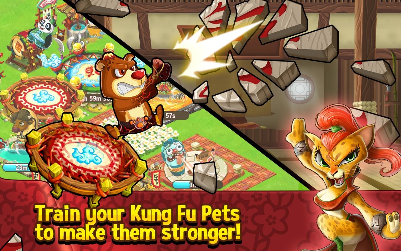 Kung Fu Pets Android (4)