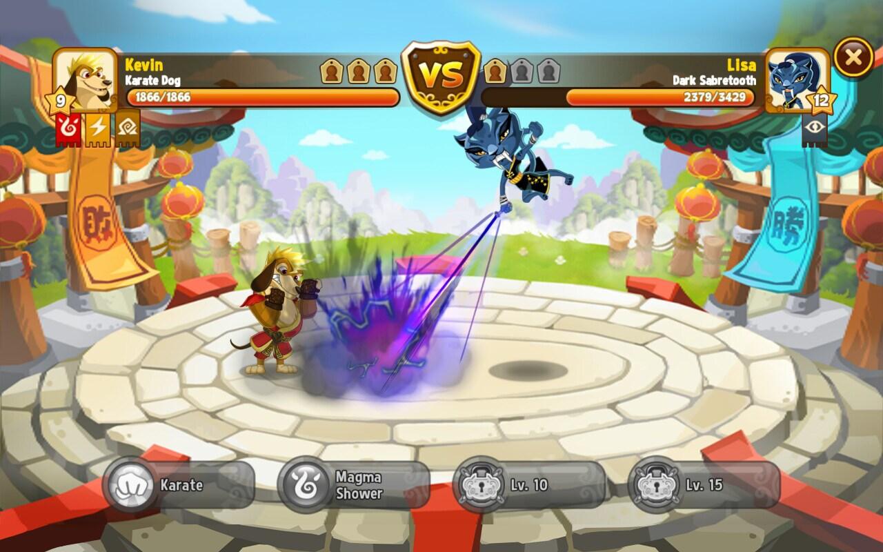 Kung Fu Pets Android (6)