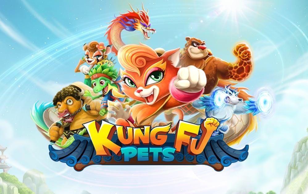 Kung Fu Pets Copertina