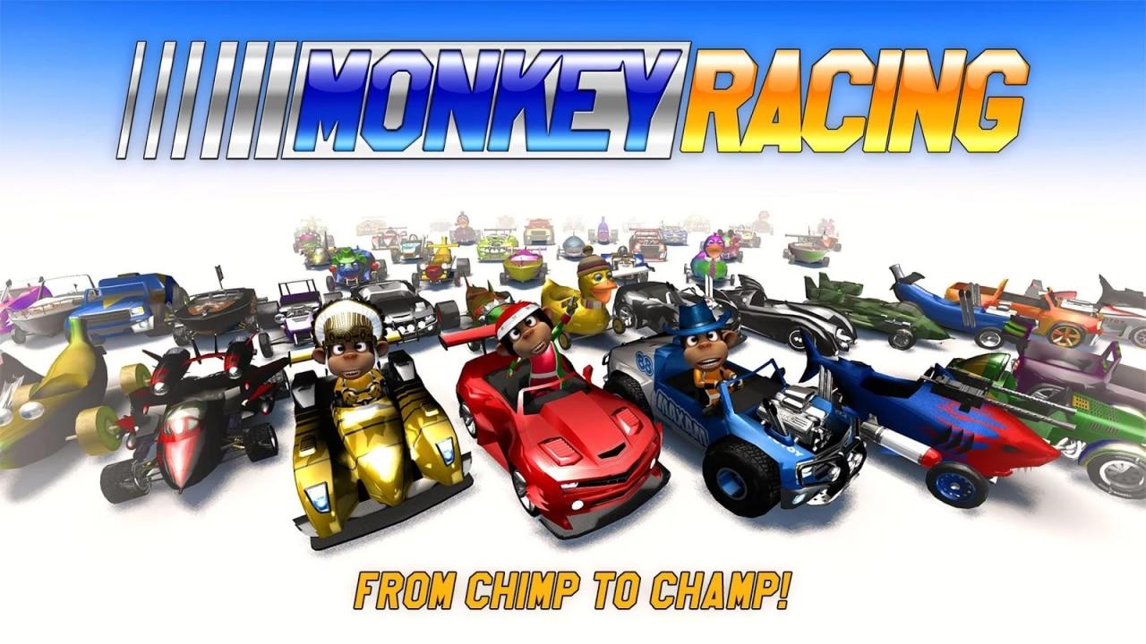 Crescent Moon Games rilascia Monkey Racing sul Play Store (foto e video)