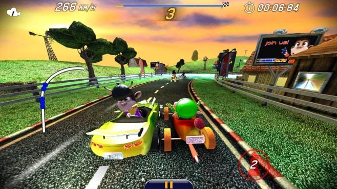 Monkey Racing 6