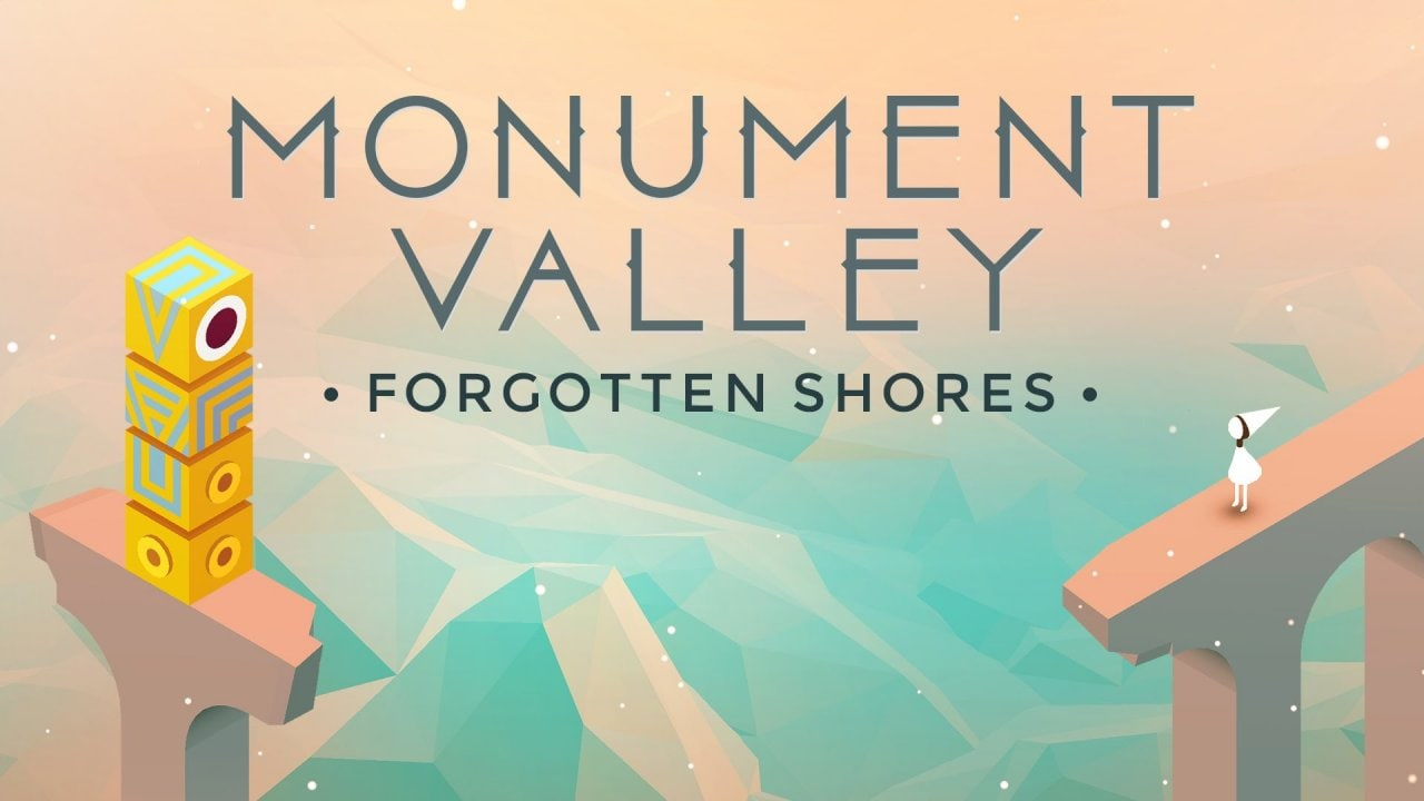 Monument Valley Forgotten Shore Copertina FINAL
