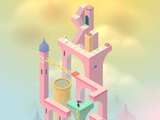 Monument Valley Forgotten Shores Android (1)
