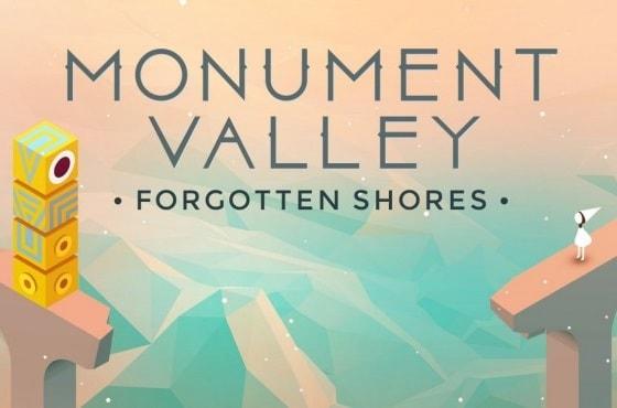 Forgotten Shores, la recensione dell'espansione di Monument Valley