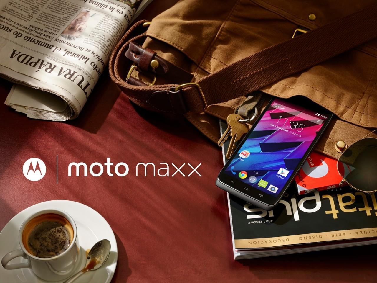 Motorola Moto Maxx: così bello e impossibile che arriverà solo in America Latina