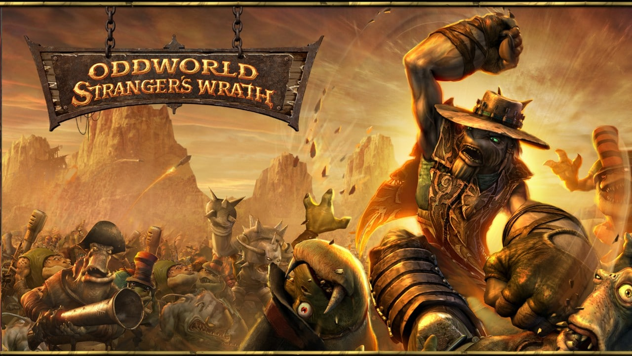Oddworld: Stranger's Wrath in arrivo su Android (video)