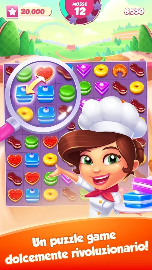 Pastry Paradise Android (1)
