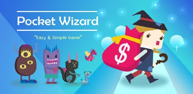 Pocket Wizard Magic Fantasy