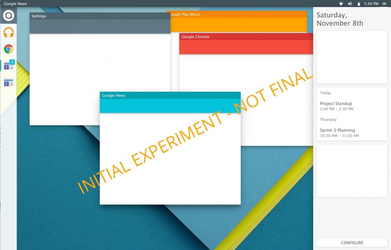 Quarz OS 1