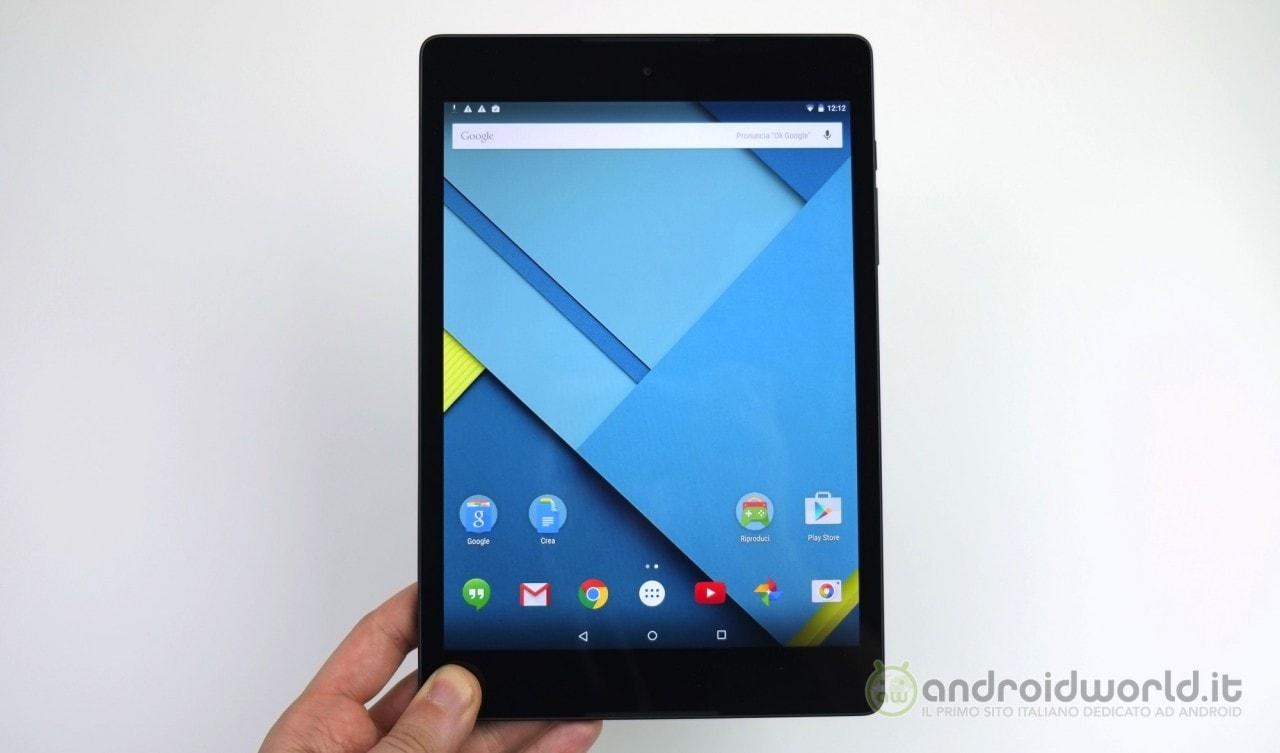 HTC Nexus 9 arriva da Gli Stockisti, e ovviamente costa meno del Play Store