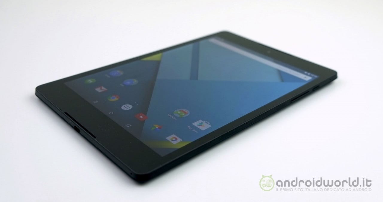 Recensione HTC Nexus 9 5