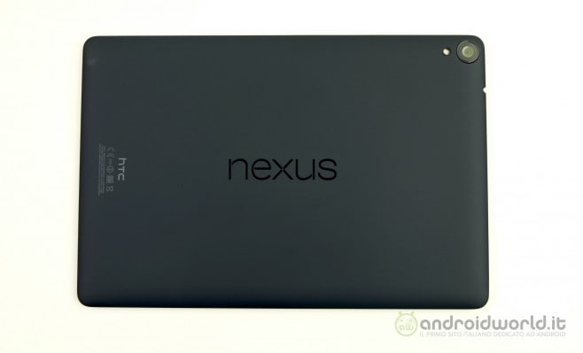 Recensione HTC Nexus 9 8