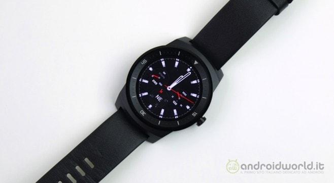 Recensione LG G Watch R 26