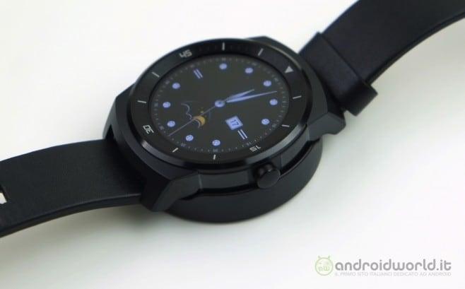 Recensione LG G Watch R 31