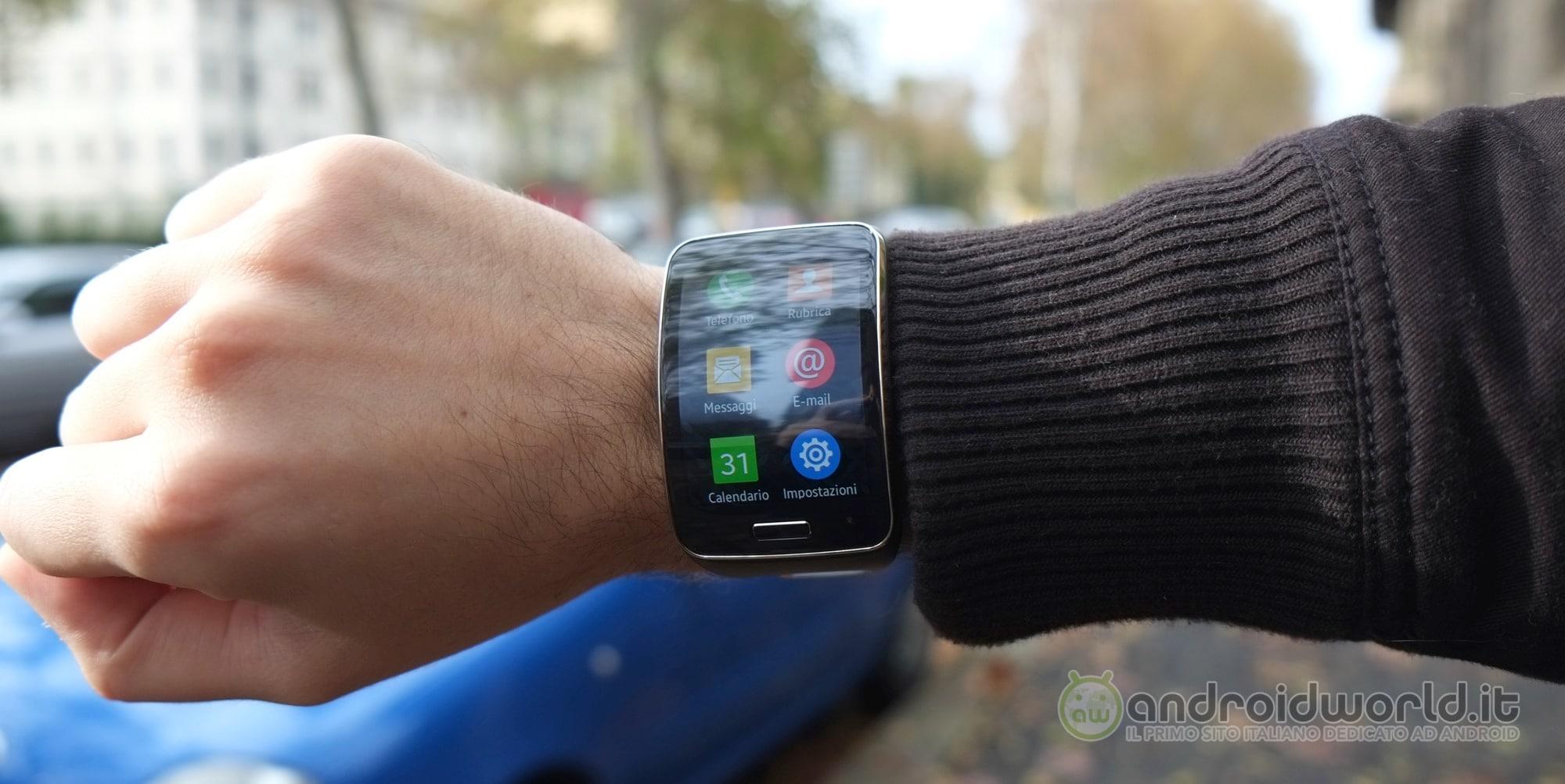 Recensione Samsung Gear S 1