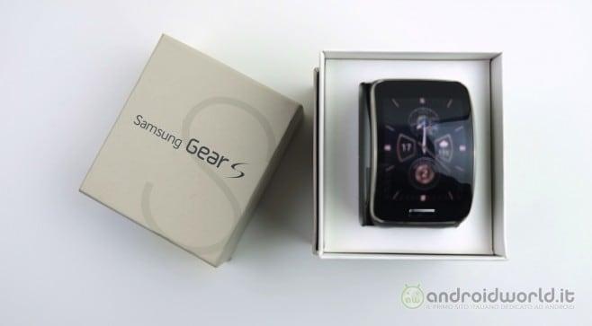 Recensione Samsung Gear S 25