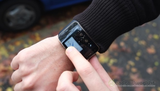 Recensione Samsung Gear S 8