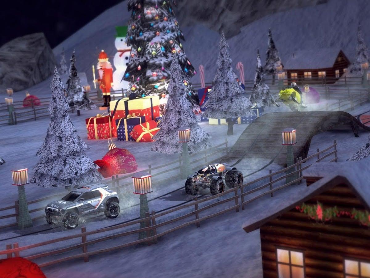 Red Bull Racers si aggiorna e introduce livelli invernali e nuovi veicoli