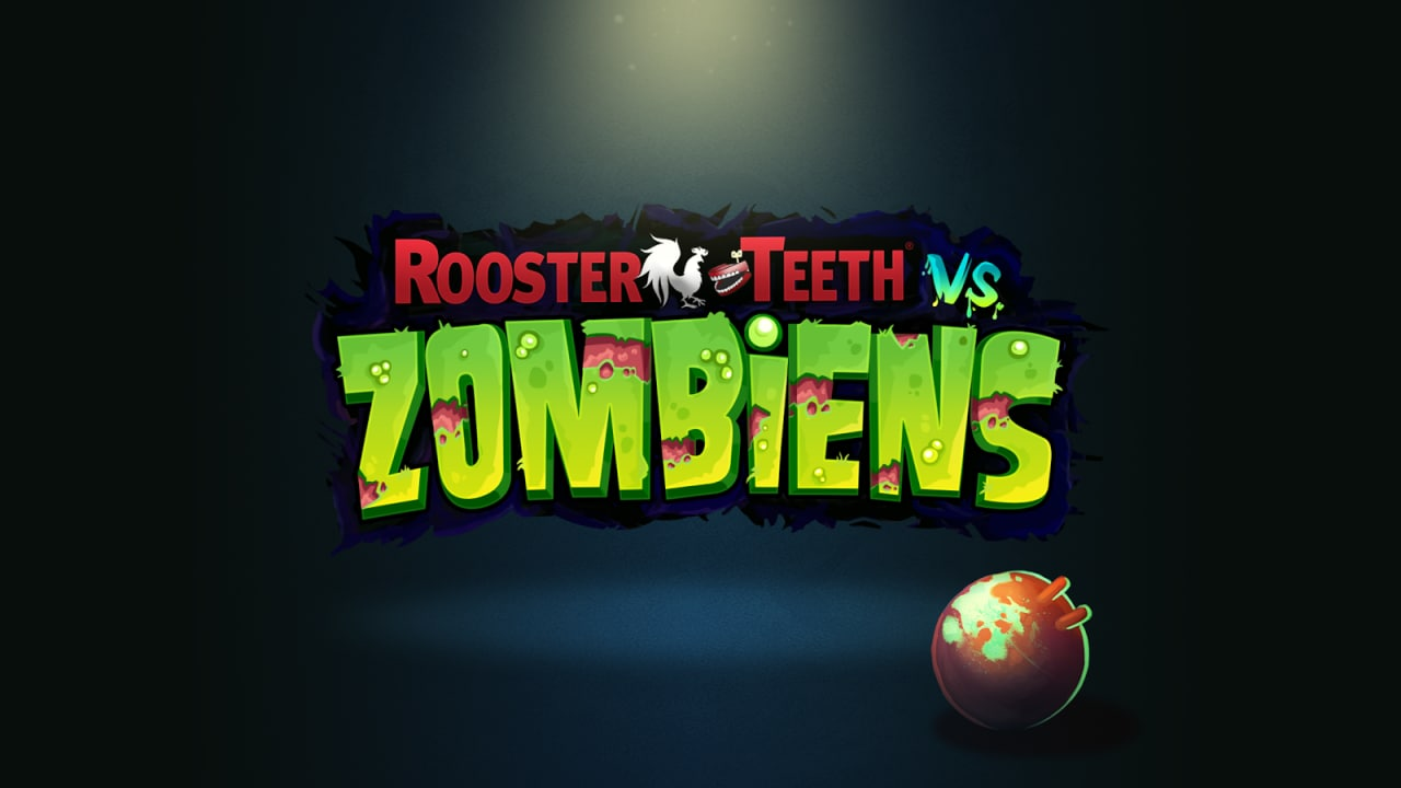 Rooster Teeth vs. Zombiens Title
