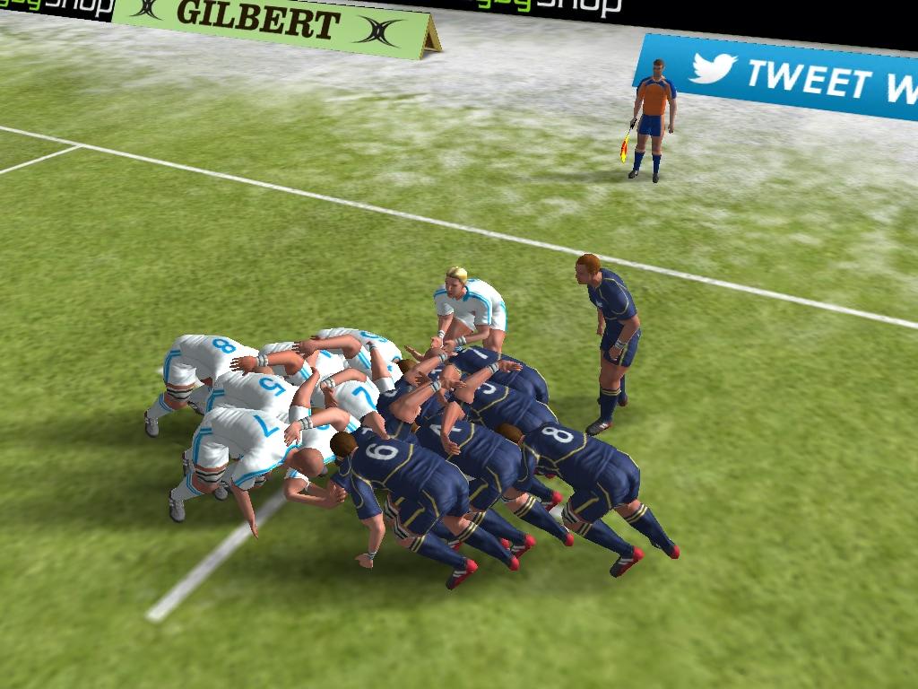 Rugby Nations 15: il nuovo gioco mobile dedicato al rugby disponibile per Android (foto)