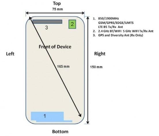 Samsung-Galaxy-A7-SM-A700-FCC-Radios
