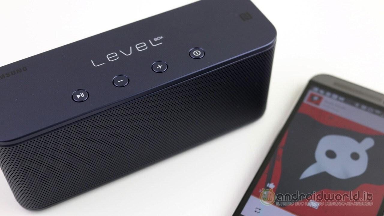Samsung Level Box Mini recensione 10