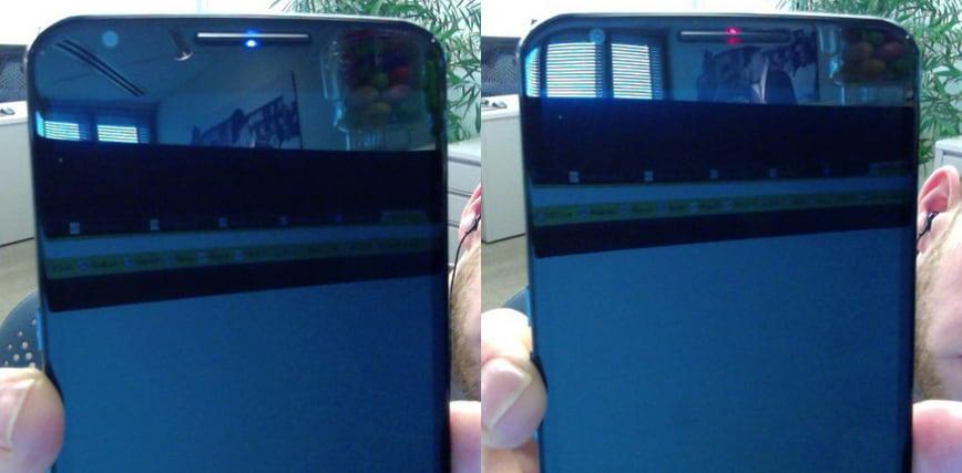 Il led di notifica c'è su Nexus 6: ma non è facile da utilizzare