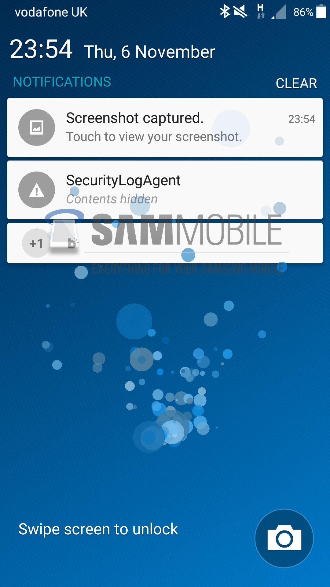 Lollipop Si Mostra Anche Su Galaxy S4 Foto E Video