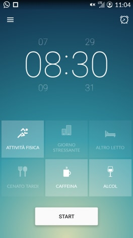 Sleep Better runtastic
