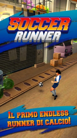 Soccer Runner 1